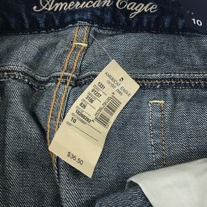 American Eagle Outfitters Shorts - American Eagle Shortie distressed jeans shorts 10